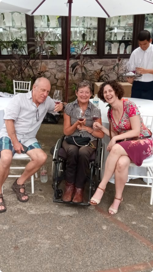 Salud! Weinfest in Puerto Vallarta, with Mike and Lisa